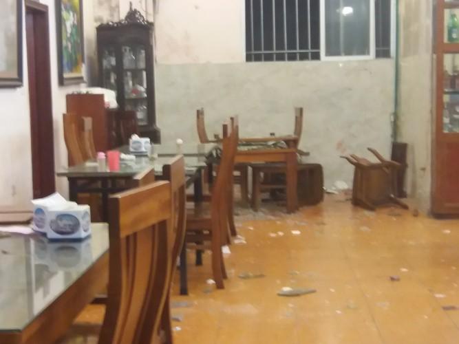 Gần 50 thanh niên ập vào quán nhậu truy sát  - ảnh 2