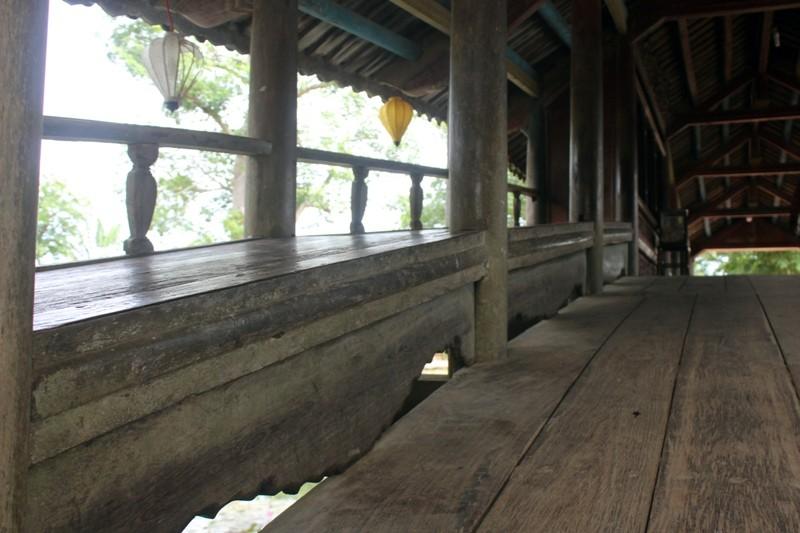 Cận cảnh cây cầu quý xứ Huế trước ngày trùng tu - ảnh 7
