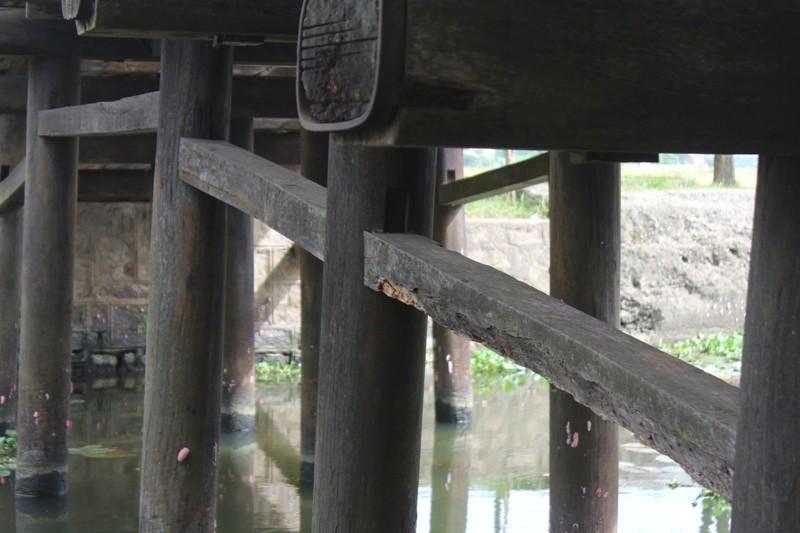Cận cảnh cây cầu quý xứ Huế trước ngày trùng tu - ảnh 8