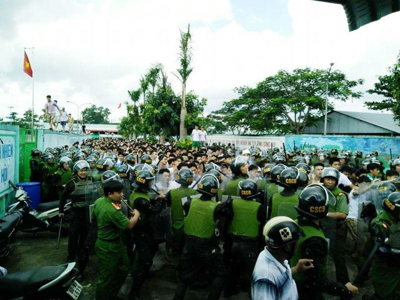 Căng thẳng tiếp diễn tại Trung tâm cai nghiện Đồng Nai - ảnh 2