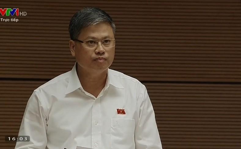 Đại biểu hỏi '2 câu hỏi dễ' với Bộ trưởng Lê Vĩnh Tân - ảnh 1