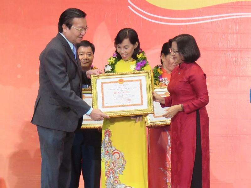 Giải thưởng Võ Trường Toản tôn vinh nghề giáo - ảnh 1