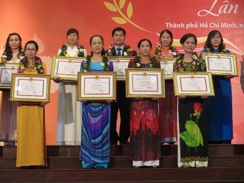 Giải thưởng Võ Trường Toản tôn vinh nghề giáo - ảnh 2