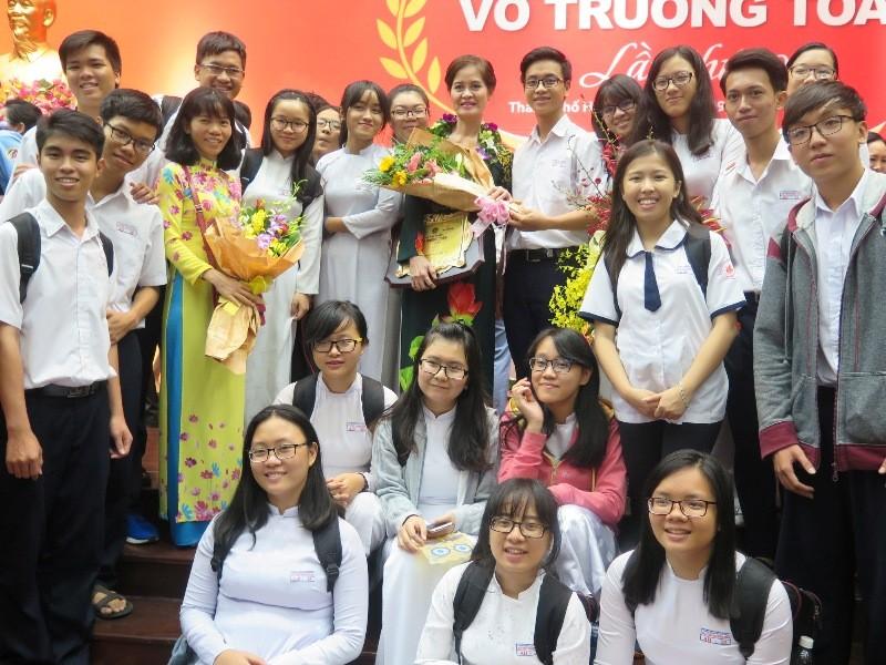 Giải thưởng Võ Trường Toản tôn vinh nghề giáo - ảnh 3
