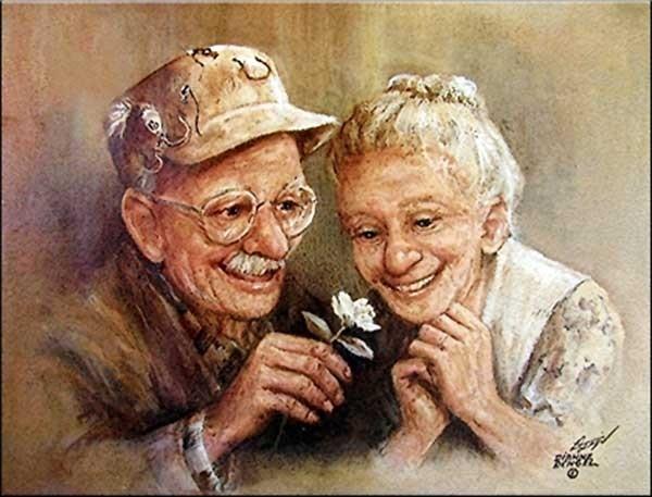 Điều 'giác ngộ' của các cặp đôi kết hôn trên 30 năm - ảnh 3