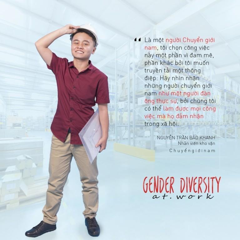 Người chuyển giới đã có thể đứng thẳng - ảnh 9