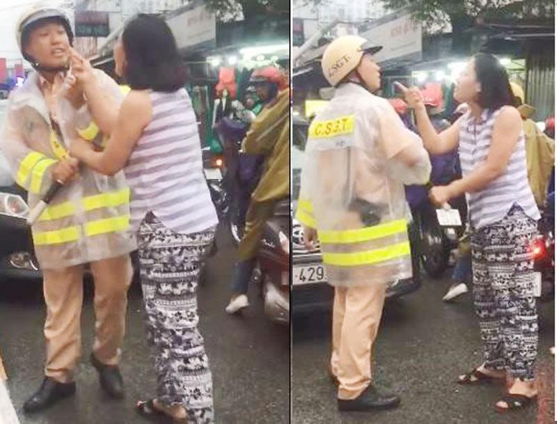 Chống đối CSGT: Dân sai nhưng ghét bị phạt - ảnh 2