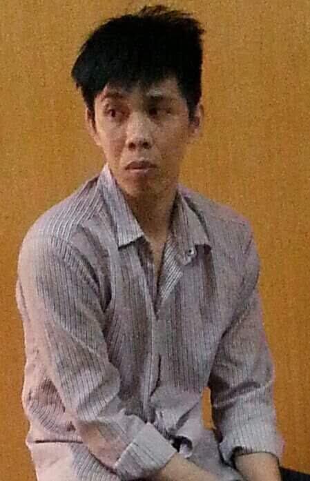 Bùi Minh Lý tại phiên toà phúc thẩm tháng 9-2015. Toà phúc thẩm đã huỷ án vì việc kết tội của TAND quận Bình Thạnh mang tính quy chụp, không khách quan