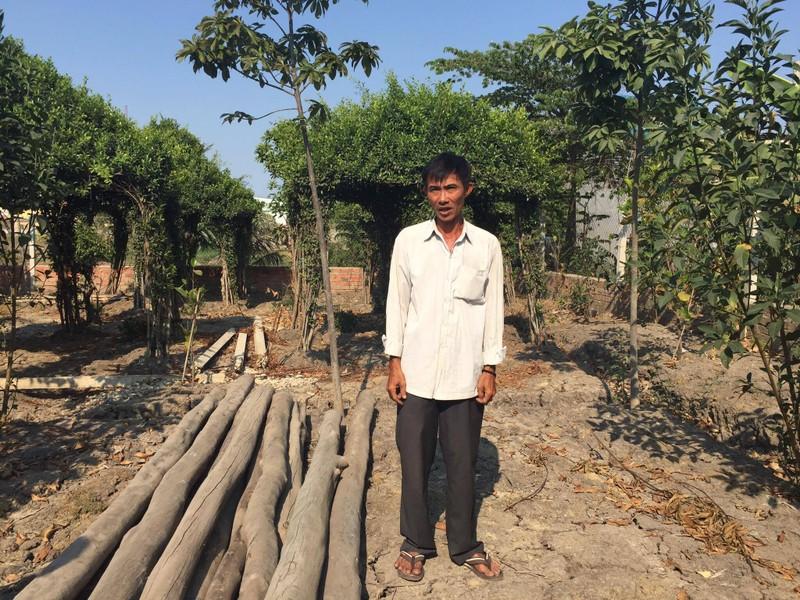 Ông Nguyễn Văn Bỉ bị khởi tố oan tội vi phạm quy định về nhà ở