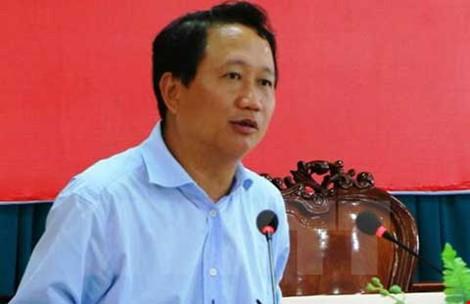 Tỉnh ủy Hậu Giang triệu tập ông Trịnh Xuân Thanh - ảnh 1