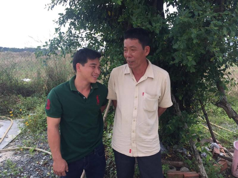 Vụ án lạ ở Bàu Bàng: Hai tài xế được án treo - ảnh 1