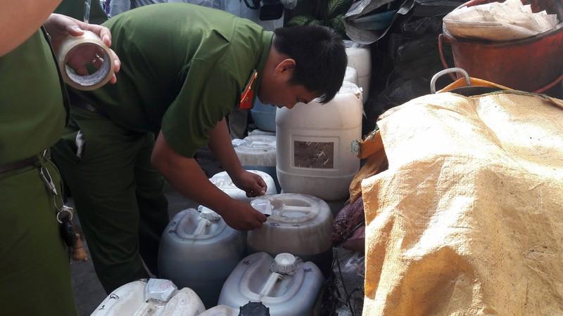 Bắt điểm chế biến cà phê và khô cá sử dụng phụ gia - ảnh 3