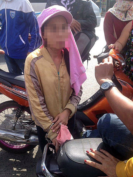 'Bắt nhầm' 2 vợ chồng vì nghi bắt cóc trẻ em - ảnh 1
