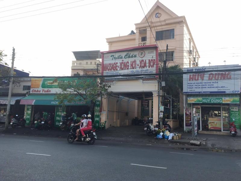 Bán dâm trong một cơ sở massage ở Phan Thiết - ảnh 3