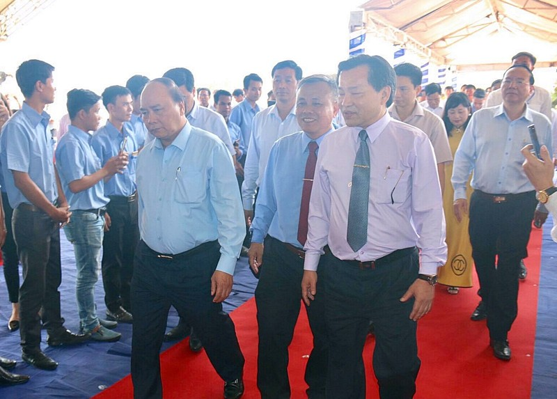 Thủ tướng phát lệnh khởi công Khu công nghệ cao - ảnh 1