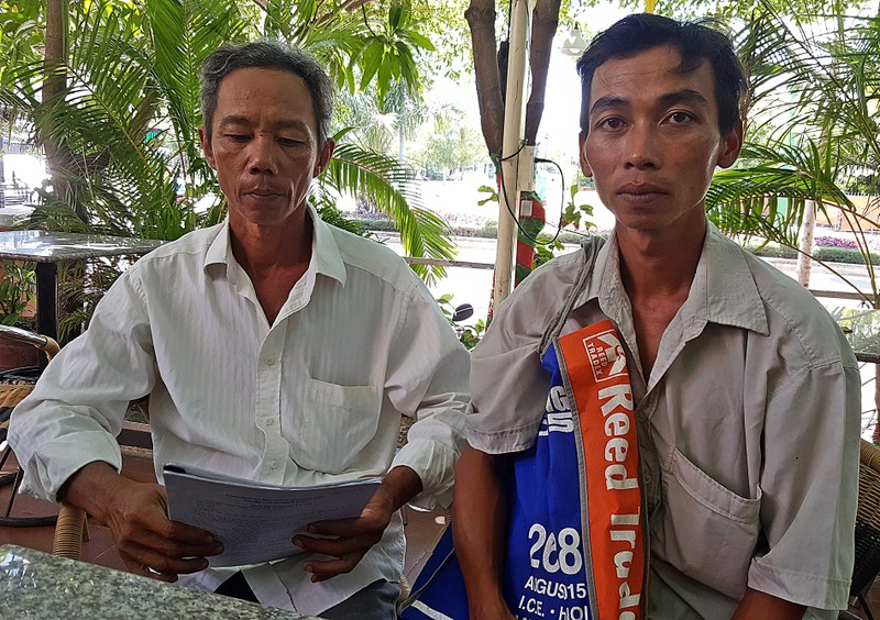 Sắp xét xử 2 nông dân nhận hối lộ - ảnh 1