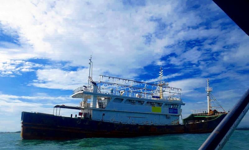 Xác lập sở hữu 'con tàu ma' Quỳnh Lâm Ngư - ảnh 2