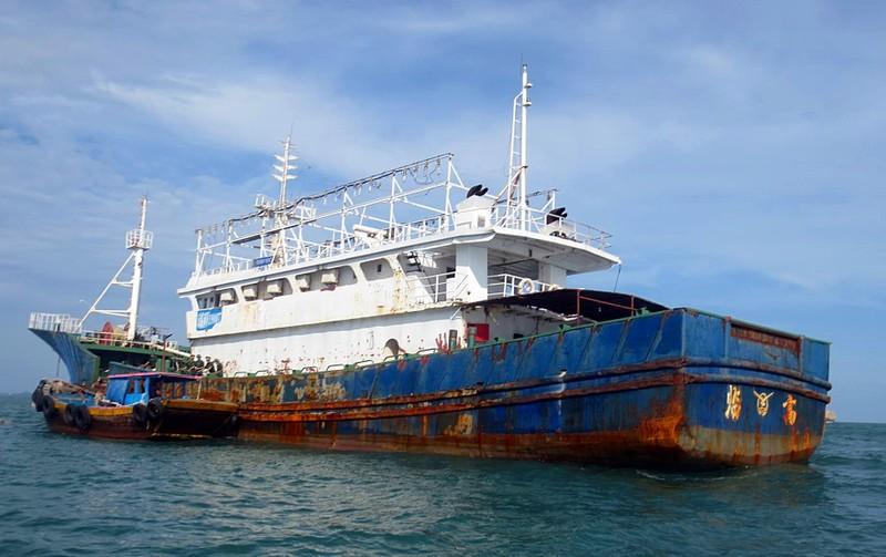 Xác lập sở hữu 'con tàu ma' Quỳnh Lâm Ngư - ảnh 6
