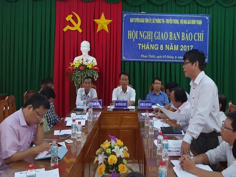 Bình Thuận hủy kế hoạch giám sát nhận chìm  - ảnh 1