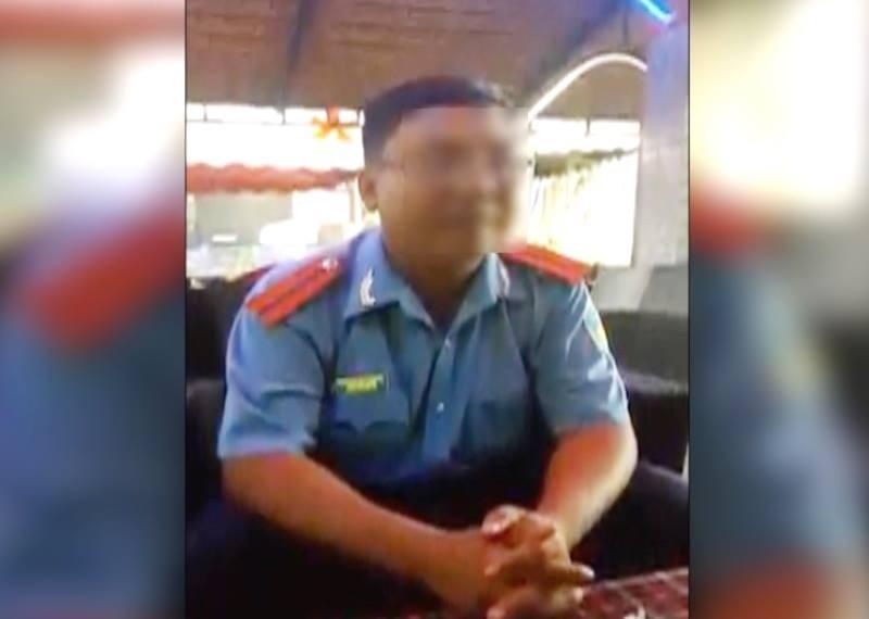 Làm rõ clip 1 TTGT Đồng Nai thú nhận 'làm luật' - ảnh 1