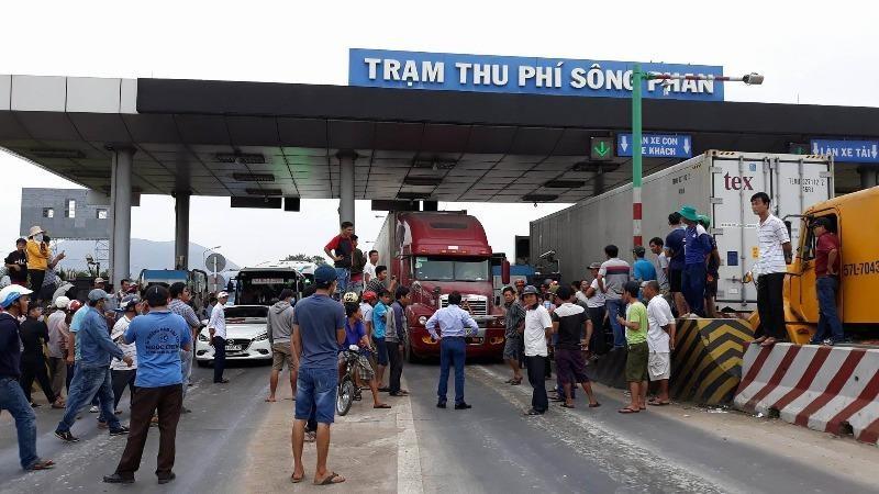Từ 0g tối nay, Trạm BOT Sông Phan sẽ giảm giá vé - ảnh 1