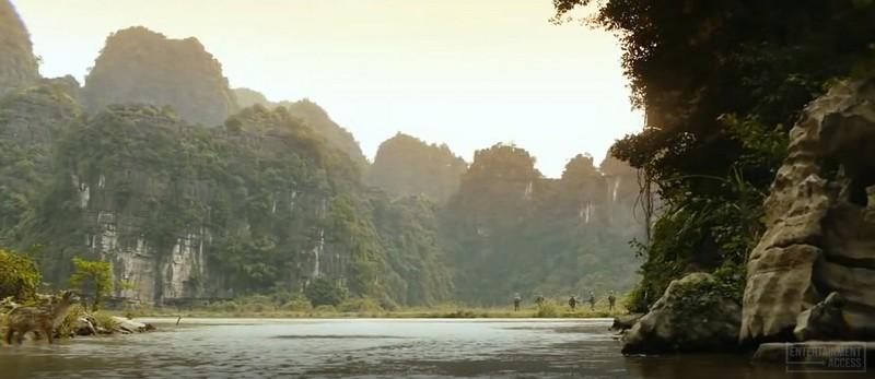 Mãn nhãn hình ảnh Việt Nam trên phim 'Kong: Skull Land' - ảnh 7