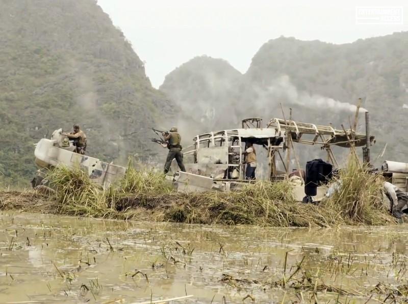Mãn nhãn hình ảnh Việt Nam trên phim 'Kong: Skull Land' - ảnh 9