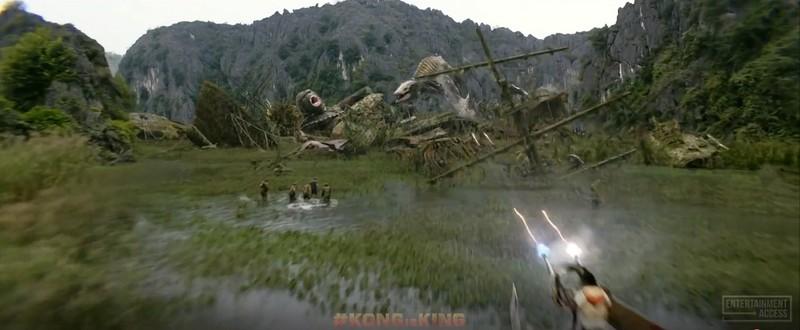 Mãn nhãn hình ảnh Việt Nam trên phim 'Kong: Skull Land' - ảnh 11
