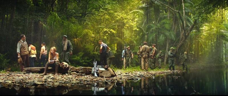 Mãn nhãn hình ảnh Việt Nam trên phim 'Kong: Skull Land' - ảnh 1