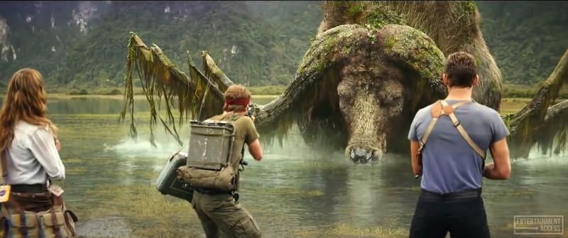 Mãn nhãn hình ảnh Việt Nam trên phim 'Kong: Skull Land' - ảnh 5