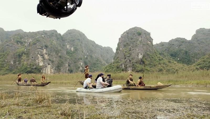 Mãn nhãn hình ảnh Việt Nam trên phim 'Kong: Skull Land' - ảnh 10