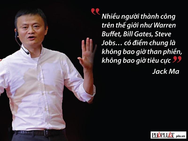 Jack Ma nhắn gửi gì với giới trẻ Việt Nam? - ảnh 11