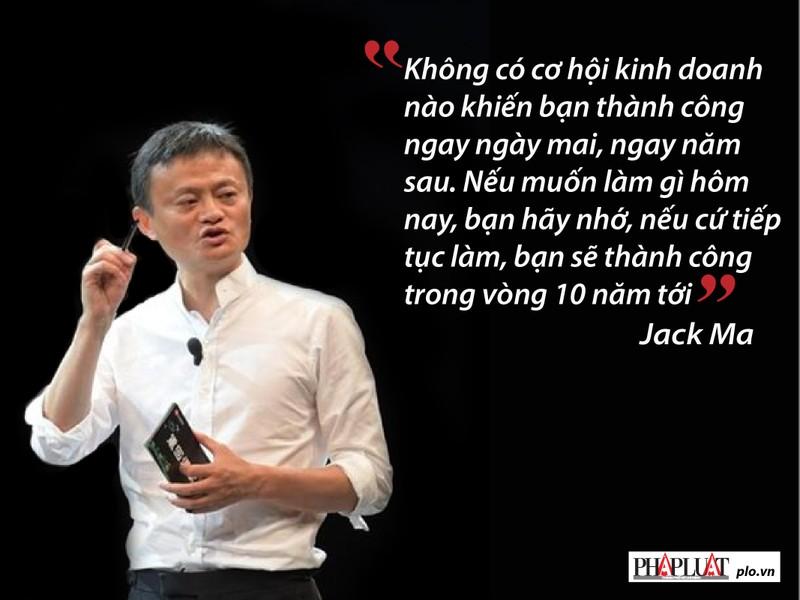 Jack Ma nhắn gửi gì với giới trẻ Việt Nam? - ảnh 5