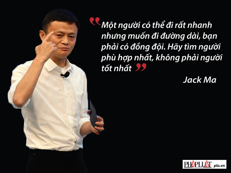 Jack Ma nhắn gửi gì với giới trẻ Việt Nam? - ảnh 9