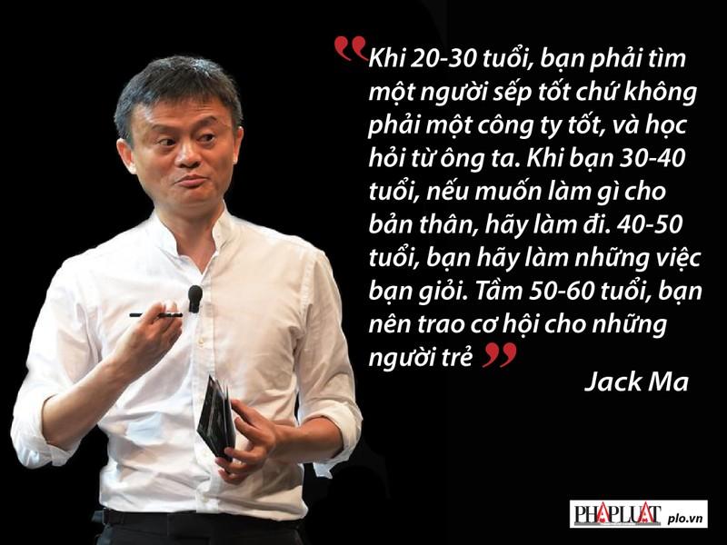 Jack Ma nhắn gửi gì với giới trẻ Việt Nam? - ảnh 6