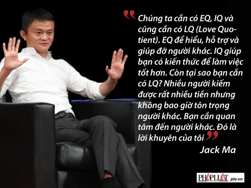 Jack Ma nhắn gửi gì với giới trẻ Việt Nam? - ảnh 7