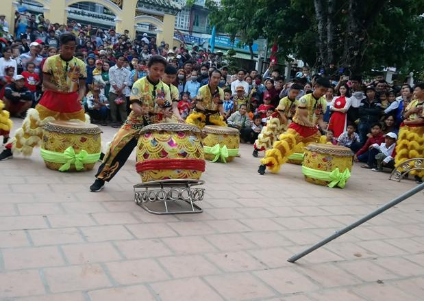 Chùa Bà Châu Đốc đón khách thập phương dịp đầu năm mới - ảnh 4
