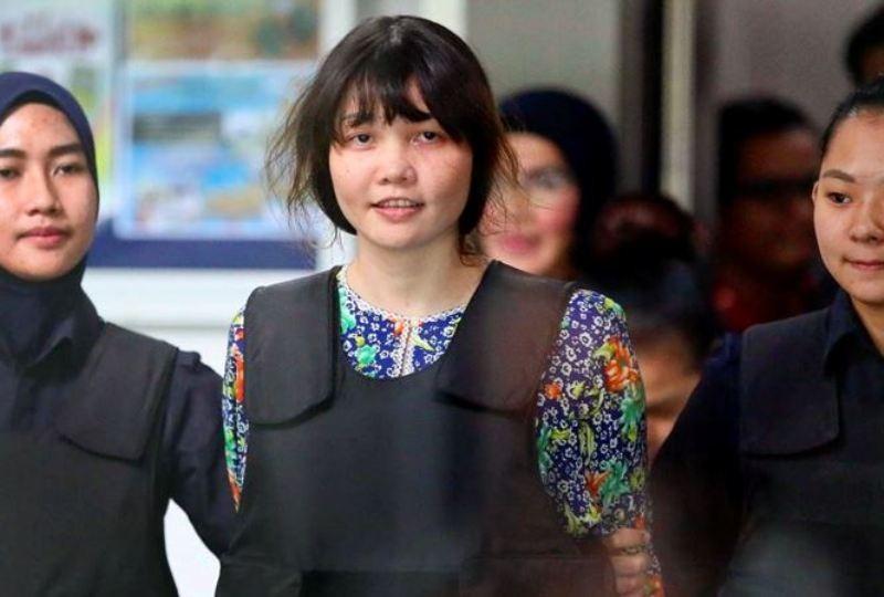 Tuyên bố của Malaysia về vụ xử Đoàn Thị Hương - ảnh 1
