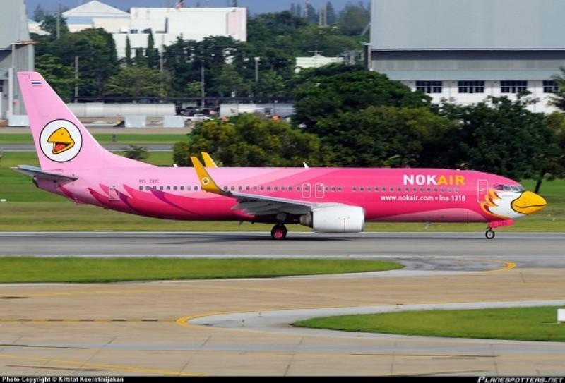 """Gặp sự cố, máy bay Thái Lan """"nằm"""" hơn chín tiếng ở Tân Sơn Nhất - ảnh 1"""