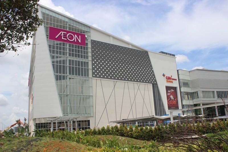 Ngày 1/7 tới, AEON Mall Bình Tân khai trương  - ảnh 1