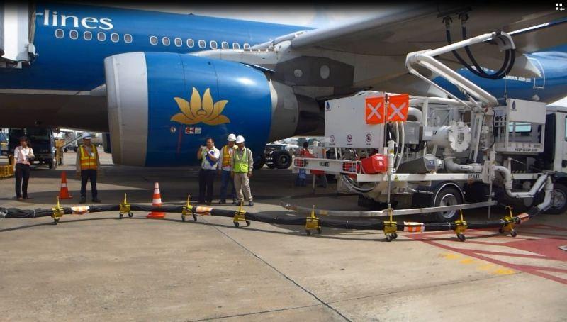 Tân Sơn Nhất khai thác hệ thống nạp nhiên liệu ngầm cho tàu bay - ảnh 1