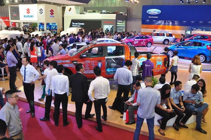 Những mẫu ô tô đang 'cháy hàng' tại Việt Nam  - ảnh 1
