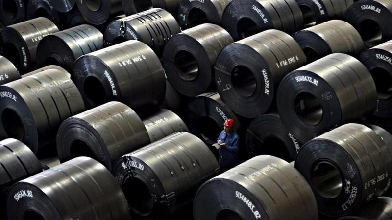 Thép Trung Quốc chính thức bị áp thuế phá giá - ảnh 1
