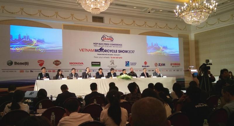 Hơn 100 mẫu xe máy mới, cao cấp... ra mắt người Việt   - ảnh 1