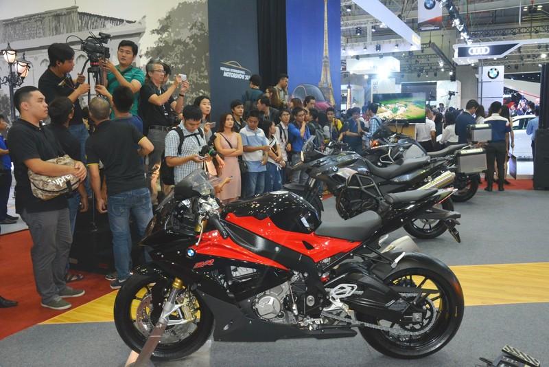 Hơn 100 mẫu xe máy mới, cao cấp... ra mắt người Việt   - ảnh 2