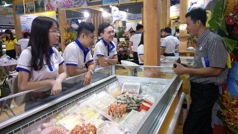 Hàng Việt bất ngờ thua hàng Trung Quốc tại Hàn Quốc - ảnh 1