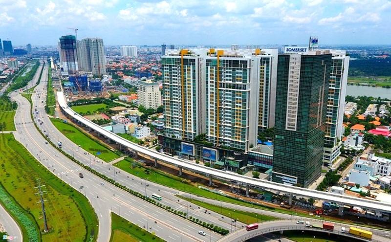 Metro 'vươn tay' giúp bất động sản vùng ven hưởng lợi - ảnh 1