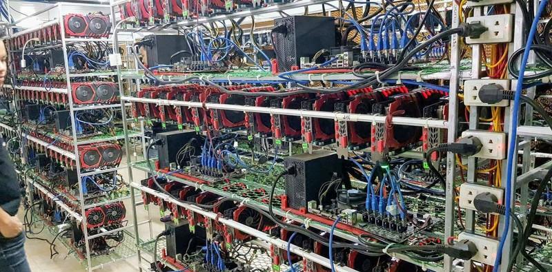 Đầu năm, người Việt mua gần 8.000 trâu cày Bitcoin - Ảnh 1.
