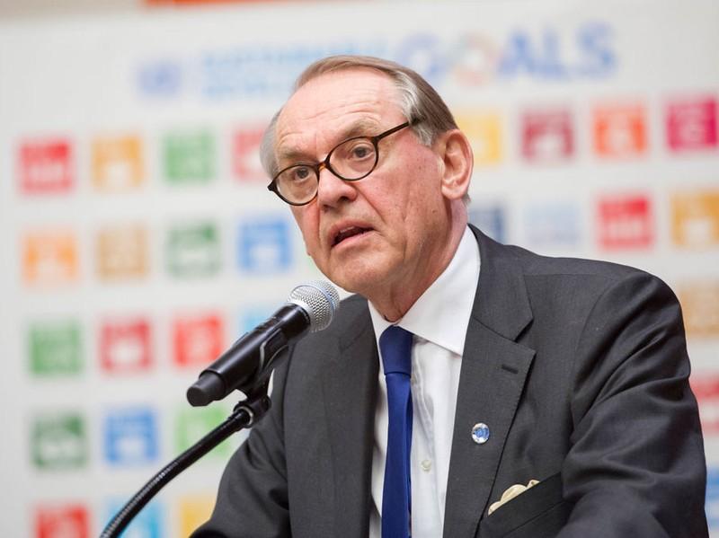 Phó Tổng thư ký Liên hợp quốc đến Việt Nam vì hạn hán - ảnh 1
