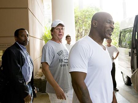 Mike Tyson đã đến TP.HCM - ảnh 2